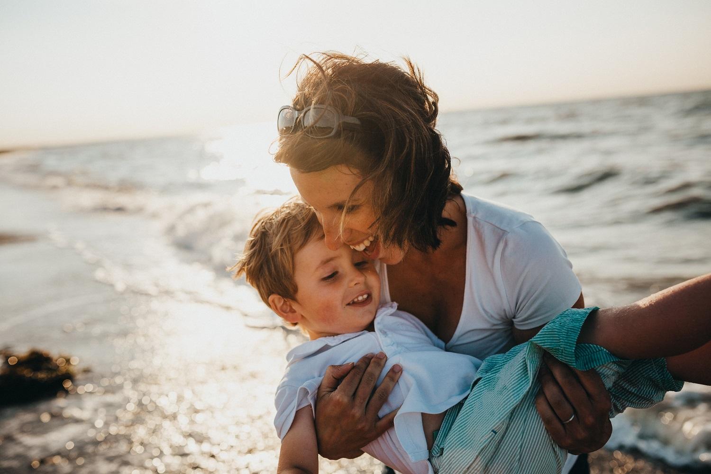 Kiek daug gyvenime reiškia mama?