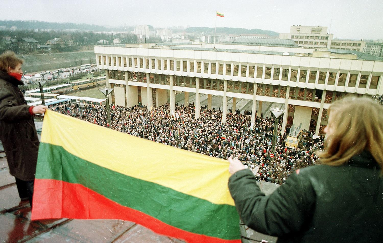 J. Imbrasaitė apie Sausio 13-osios įvykius: mes buvome revoliucijos studentai