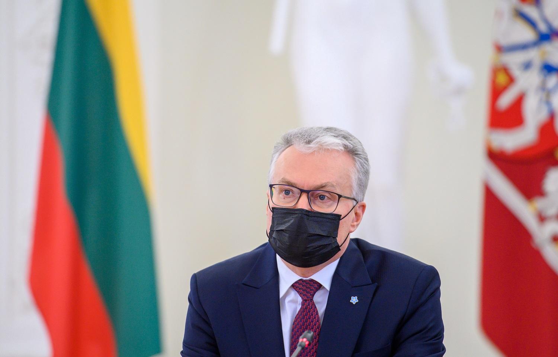 G. Nausėda kelia ambicingą tikslą ES – iki vasaros vidurio pasiekti kolektyvinį imunitetą nuo COVID-19