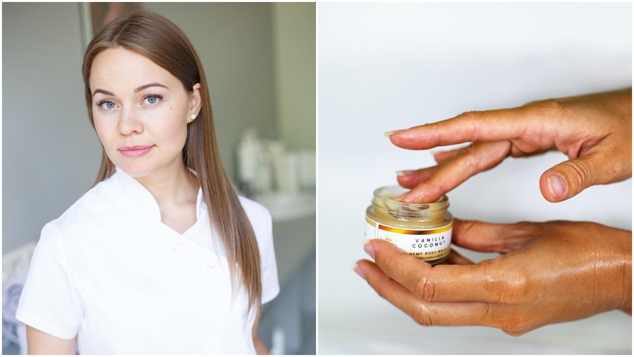 Kosmetologė pataria, kokia turėtų būti veido odos priežiūros rutina šaltuoju sezonu