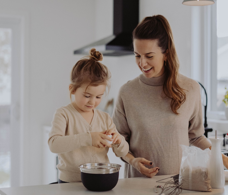 Suderinti vaikų ir suaugusiųjų mitybą – misija įmanoma