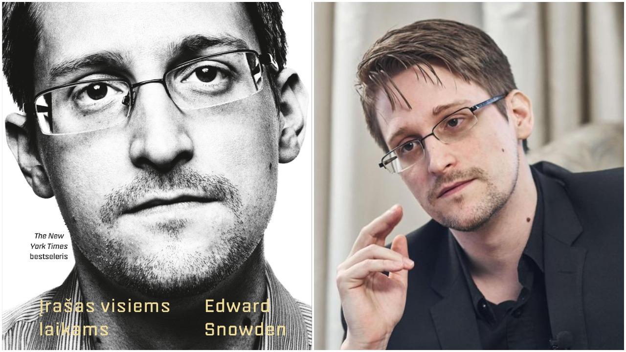 Šnipas? Interneto sąžinė? Autobiografijoje E. Snowdenas atskleidžia, kodėl paviešino valstybės paslaptis