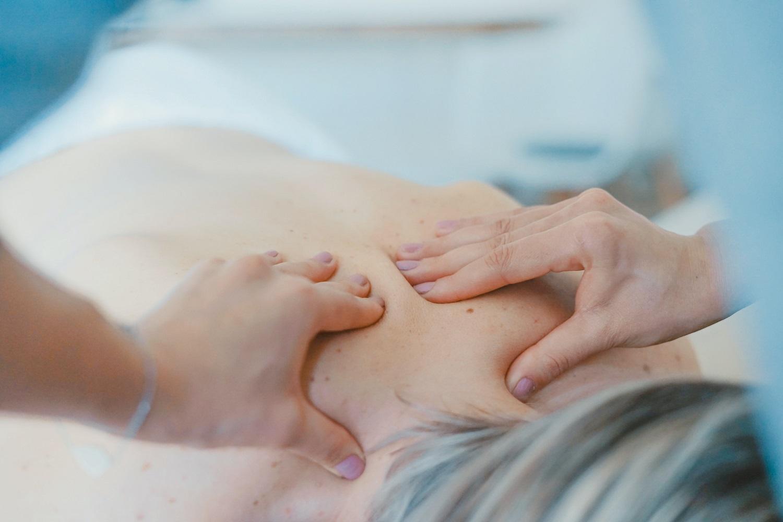 Nauja rutina – viso kūno masažas