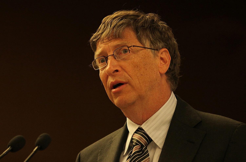 B. Gatesas į kovą su klimato kaita investuos 2 mlrd. dolerių
