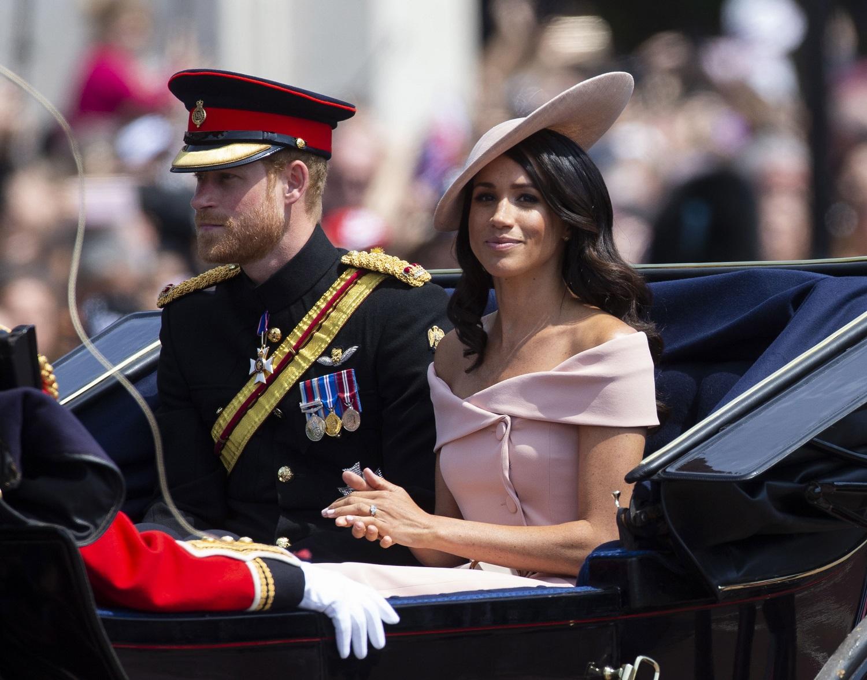 Princo Harry'io žmona Meghan atskleidė nesutarimo su britų karališkąja šeima detales