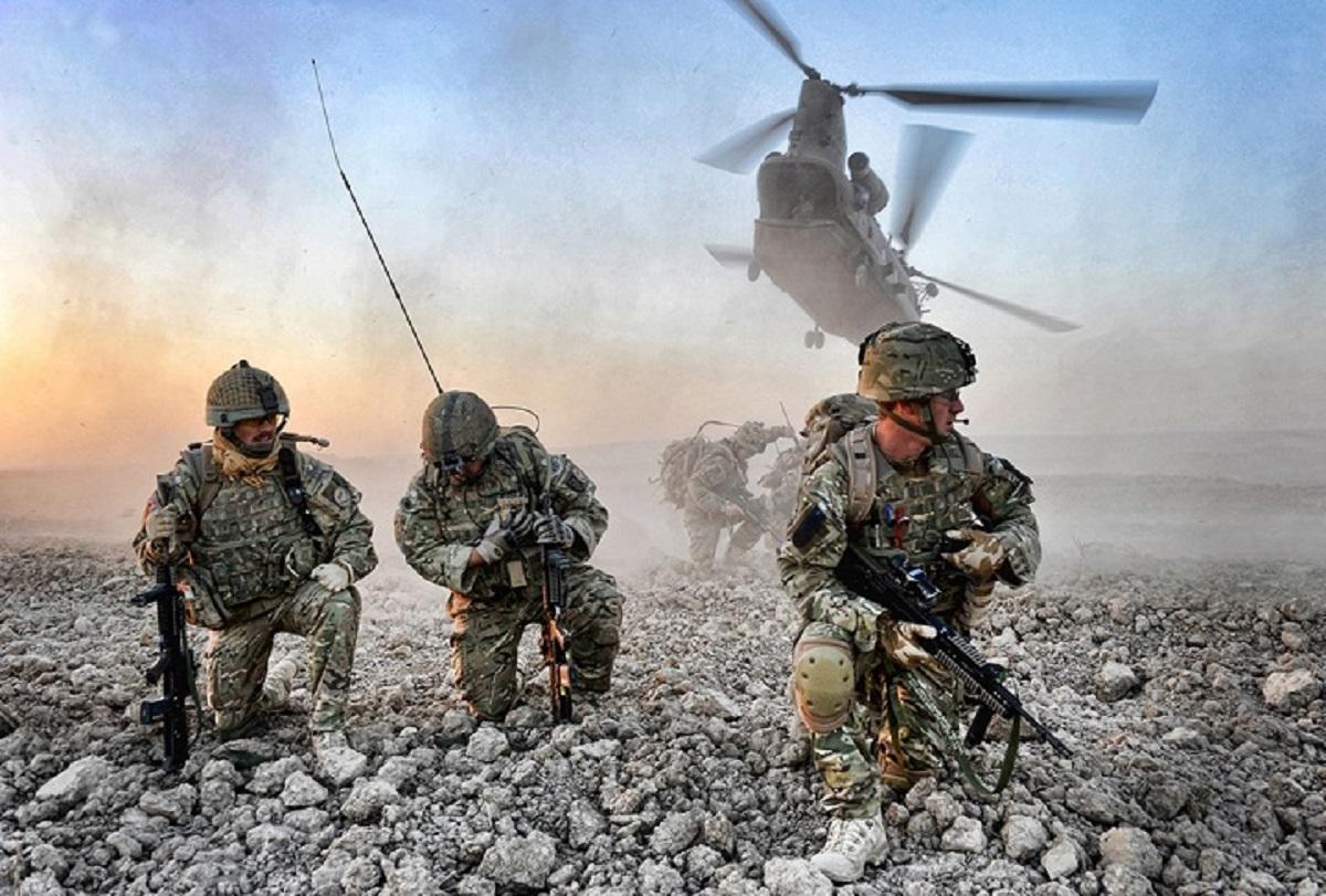 """""""Audra dykumoje"""" nušlavė Sadamo Huseino kariuomenę"""