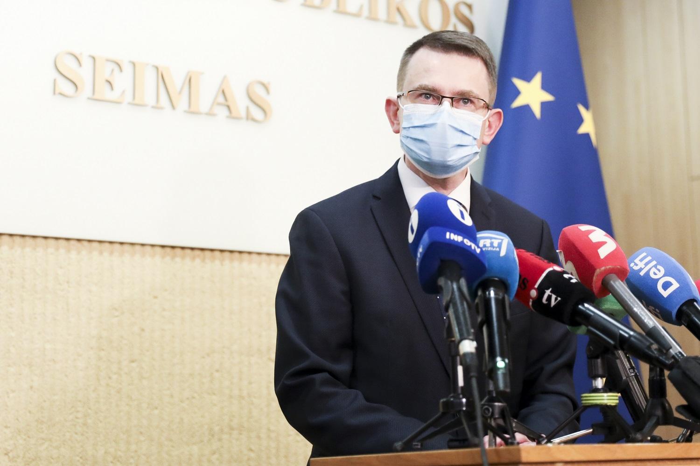 "A. Dulkys: svarstome ""AstraZeneca"" vakcina skiepyti ne prioritetines grupes, o visus norinčius"