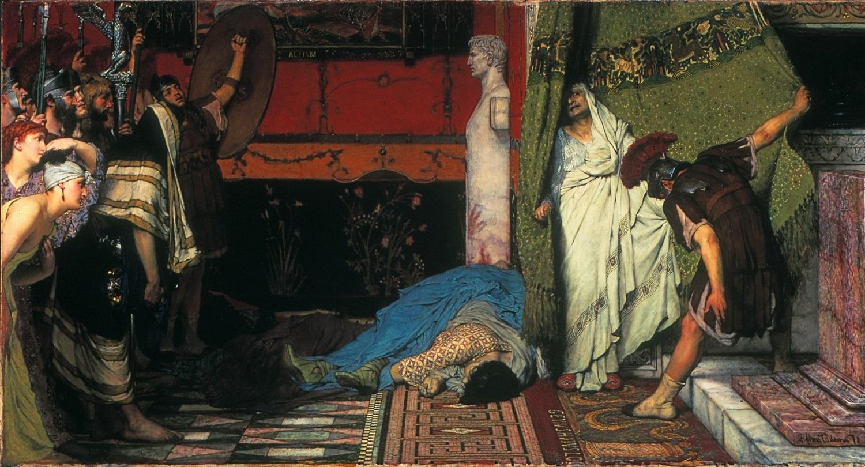 Kaligula daugelio kartų atmintyje išliko kaip žiaurus ištvirkėlis