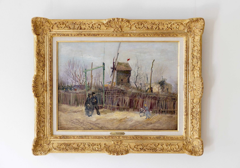 V. van Gogho paveikslas aukcione Paryžiuje parduotas už 13 mln. eurų