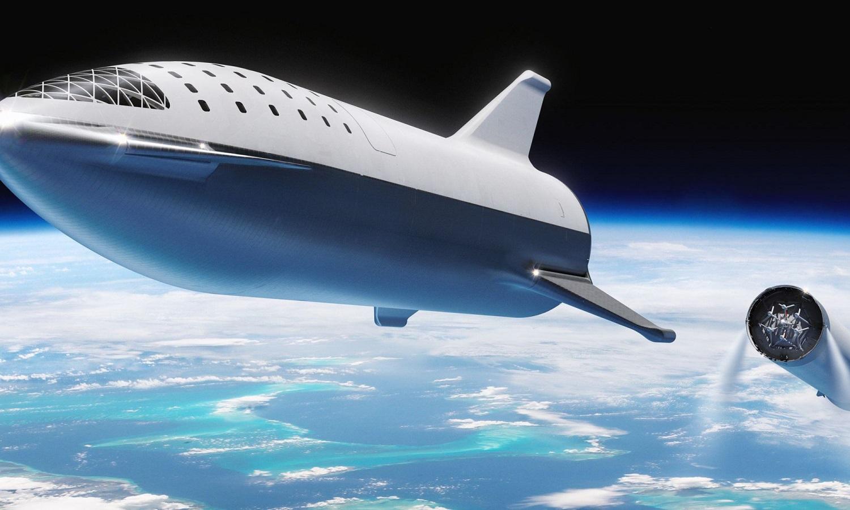 """E. Muskui nesiseka: """"SpaceX"""" raketos """"Starship"""" prototipo bandymas baigėsi dar viena nesėkme"""
