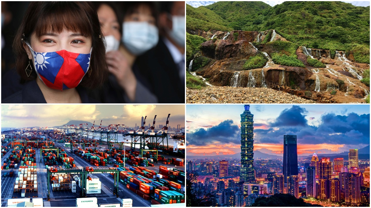Taivanas – šalis, virš kurios kybo grėsmingas Kinijos šešėlis