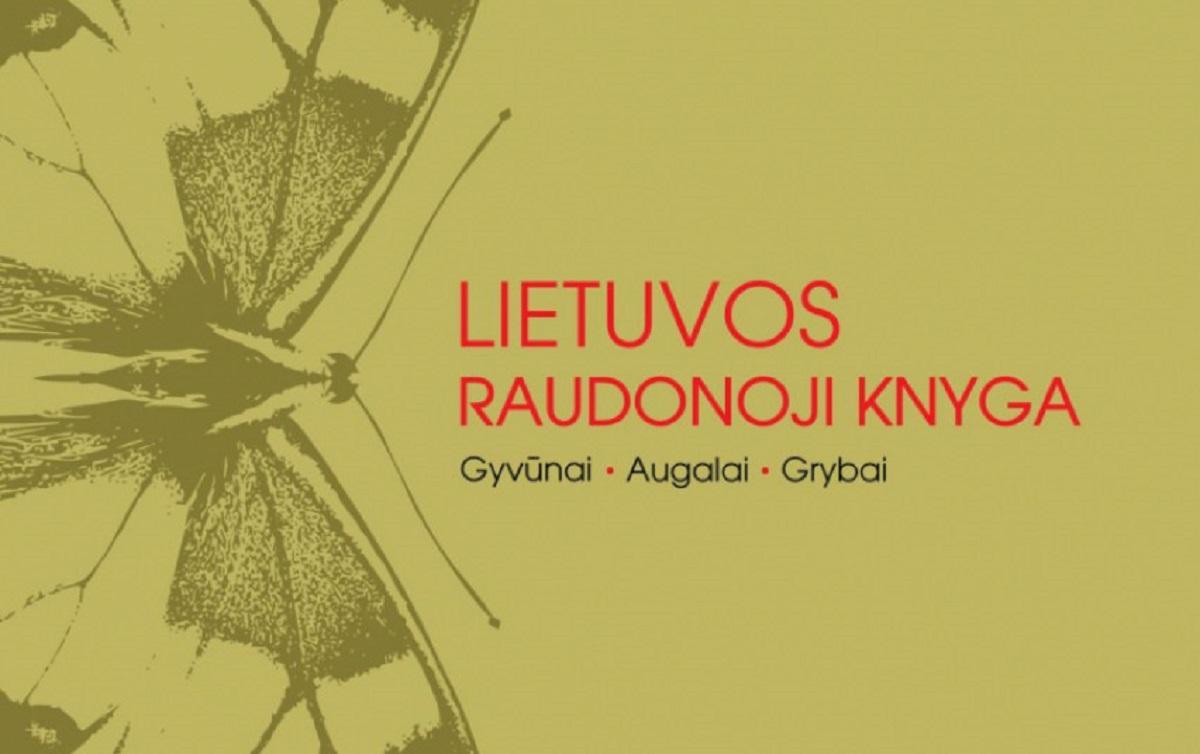 Po 14 metų pertraukos išleista nauja Lietuvos raudonoji knyga