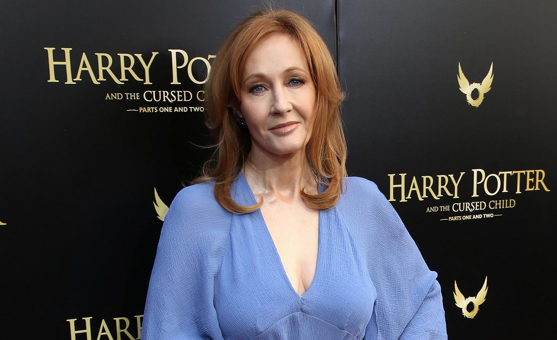 Spalį pasirodys nauja Hario Poterio autorės J. K. Rowling knyga vaikams