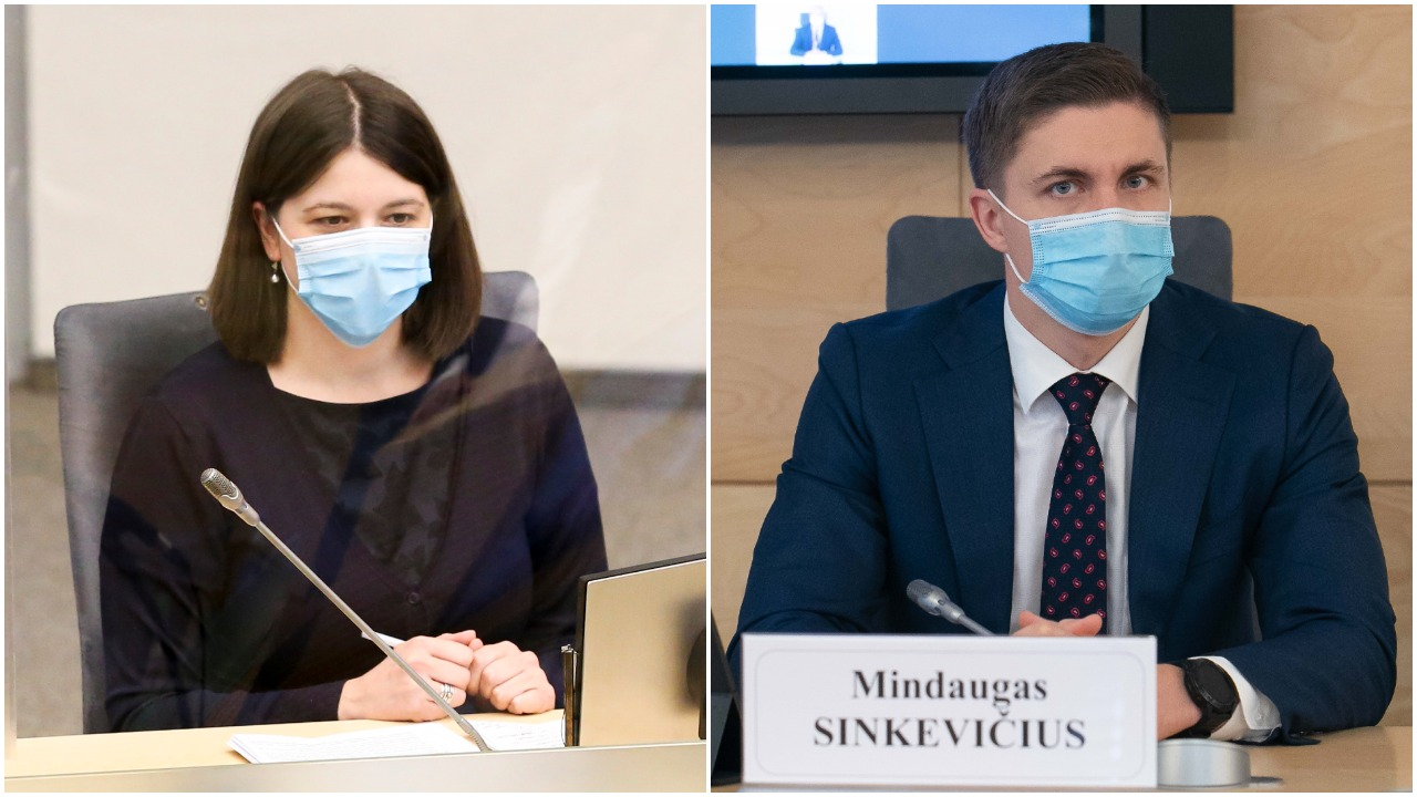 M. Sinkevičius apie ekonomikos gaivinimo planą: nesame sužavėti nei procesu, nei rezultatu