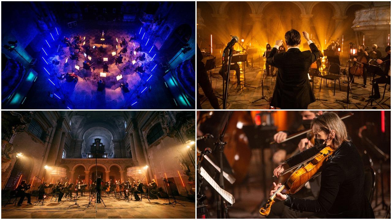 230-iąsias Gegužės 3-iosios Konstitucijos metines lydės šventinis Šv. Kristoforo kamerinio orkestro koncertas