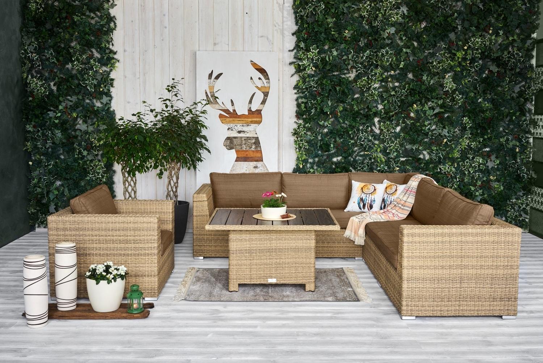 Prasideda terasų sezonas: 5 patarimai ieškantiems sodo baldų