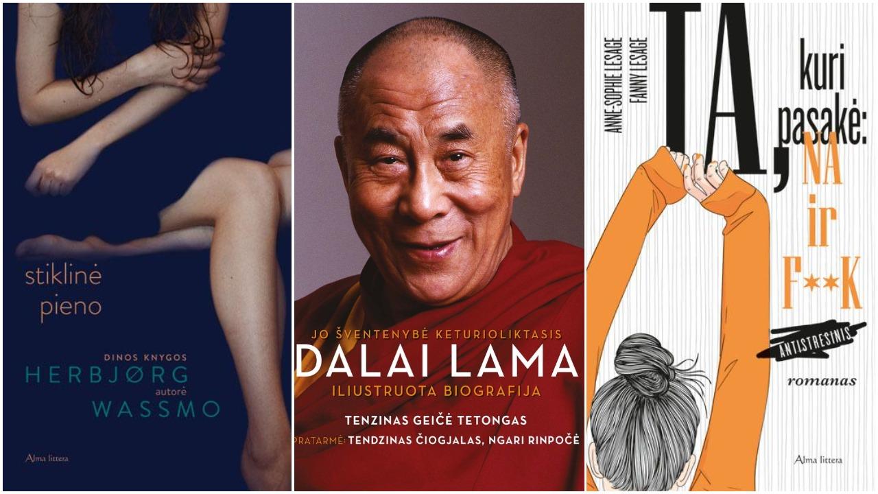 Knygų TOP3: ką verta perskaityti?