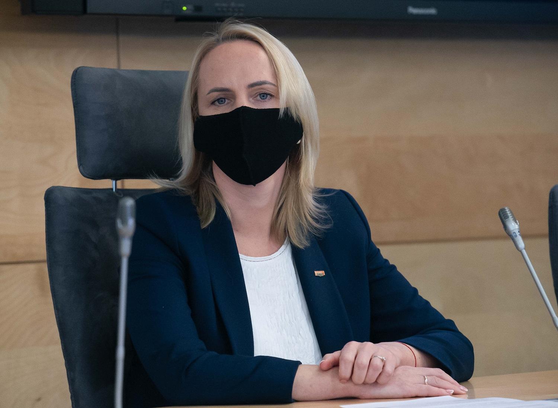 VRK ketvirtadienį Seimo nare tvirtins E. Rudelienę: rinkimai Trakuose planuojami spalį