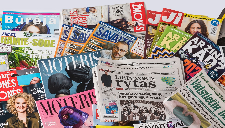 Spauda – kokybiška žiniasklaida, išsaugojusi tikrąsias vertybes