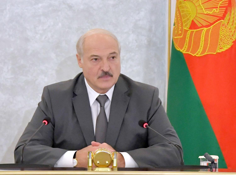 ES ruošia naują sankcijų paketą Baltarusijai