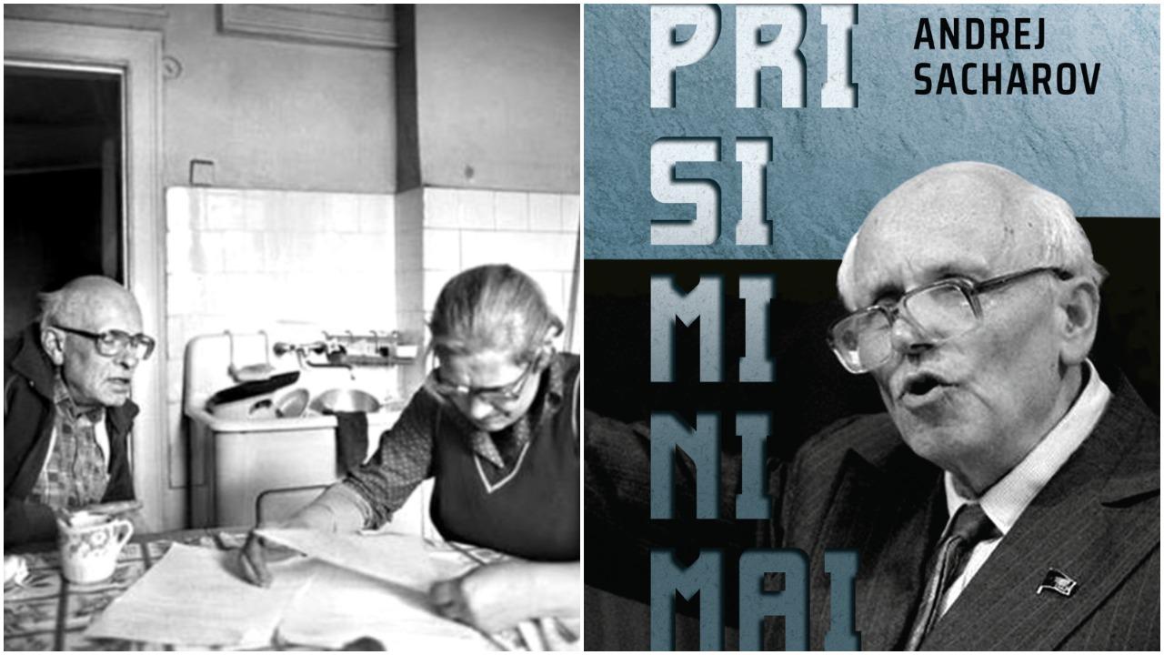 """Nobelio taikos premijos laureato A. Sacharovo """"Prisiminimai"""" (+ knygos ištrauka)"""