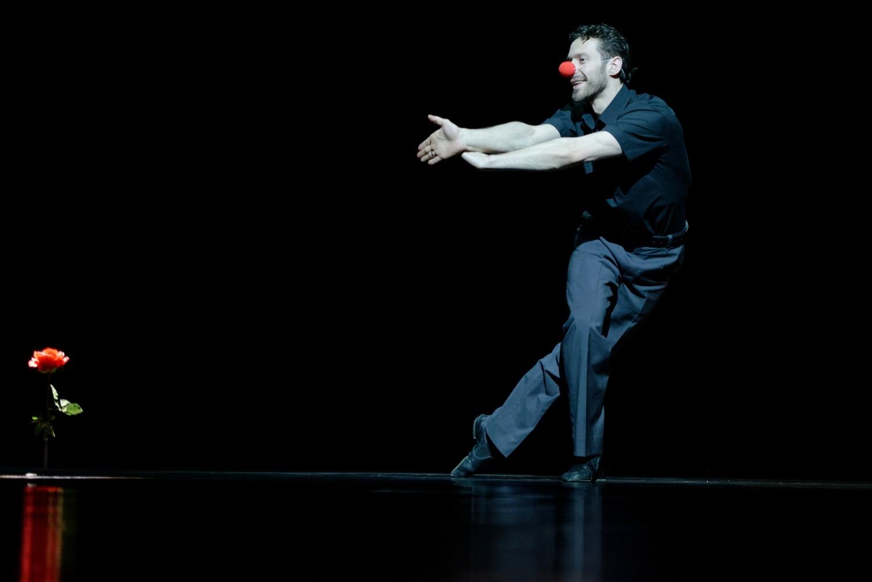 Baleto artistas Mantas Daraškevičius: viskas gyvenime pasiekiama