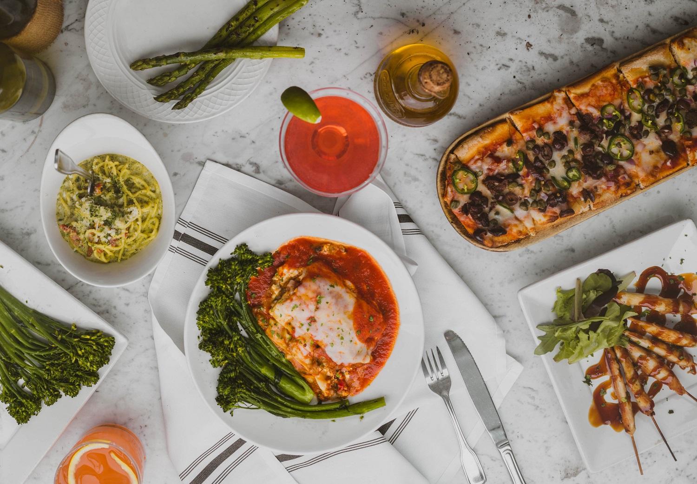 Užkandžiai kaip Italijoje: nuo kumpio, keptų daržovių iki tradicinių duonų