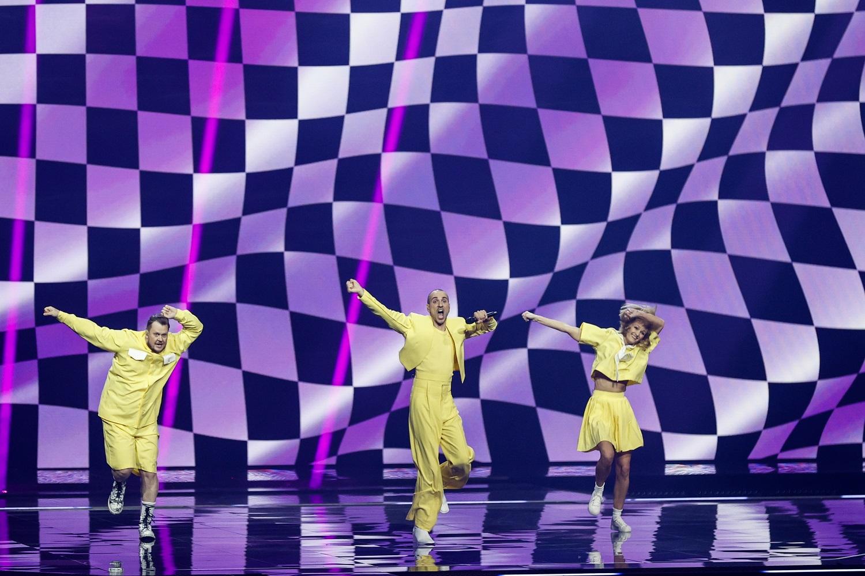 """""""The Roop"""" keliauja į """"Eurovizijos"""" dainų konkurso finalą: paaiškėjo, kurioje finalo dalyje lietuviai pasirodys"""