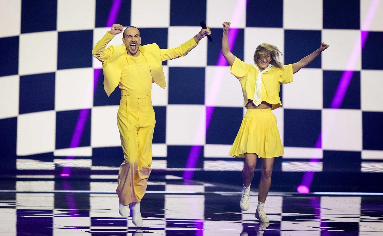 """Ketvirtadienį paaiškės dar 10 dainų, kartu su """"The Roop"""" skambėsiančių """"Eurovizijos"""" finale"""