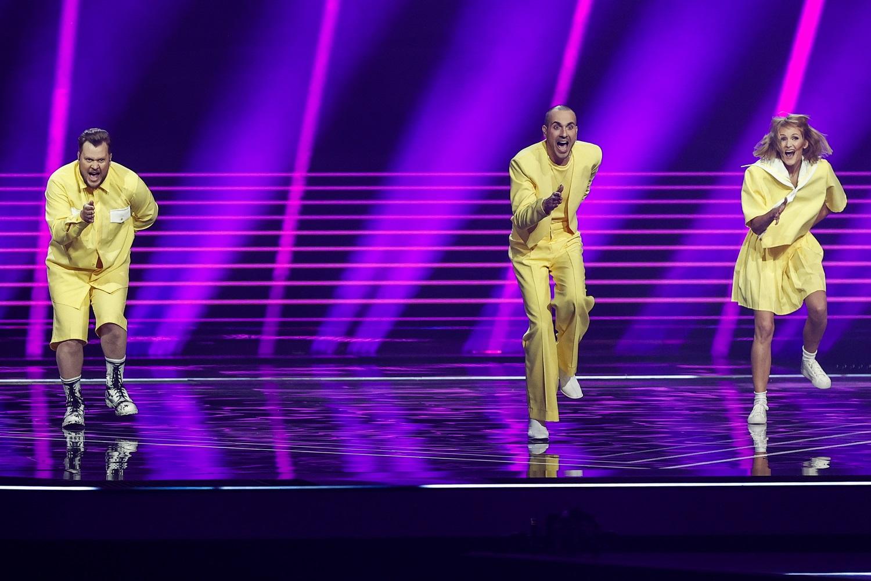 """Paskelbta """"Eurovizijos"""" finalo pasirodymų tvarka: aišku, kelinti pasirodys """"The Roop"""""""