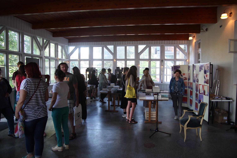 Vasaros knygynas Nidoje ir šiemet atostogautojus aprūpins gera literatūra
