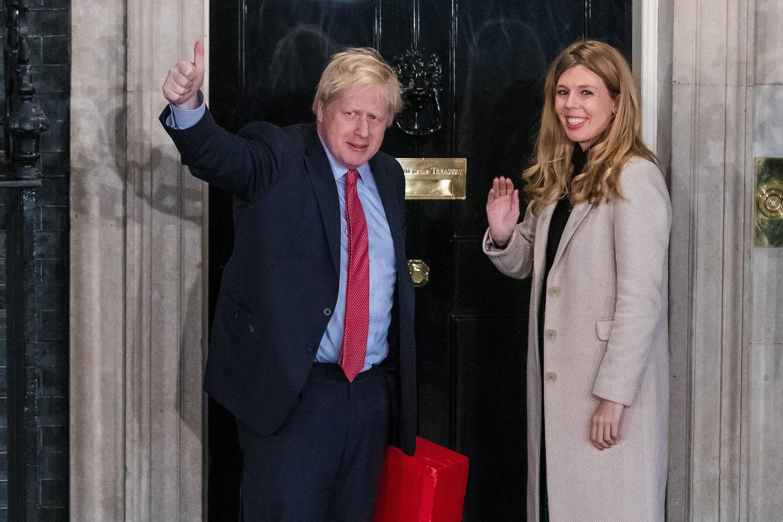 Britų premjeras planuoja vestuves