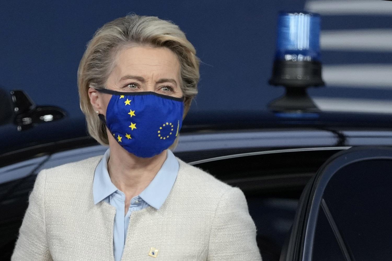 U. von der Leyen: palaikyti ES ir Rusijos ekonominį bendradarbiavimą tampa vis sunkiau