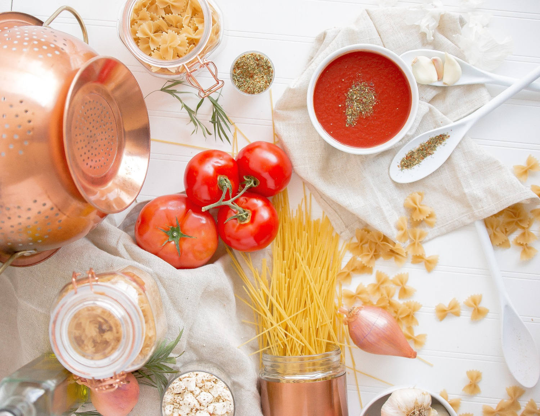 5 itališki produktai, kurie turi būti kiekvienoje virtuvėje