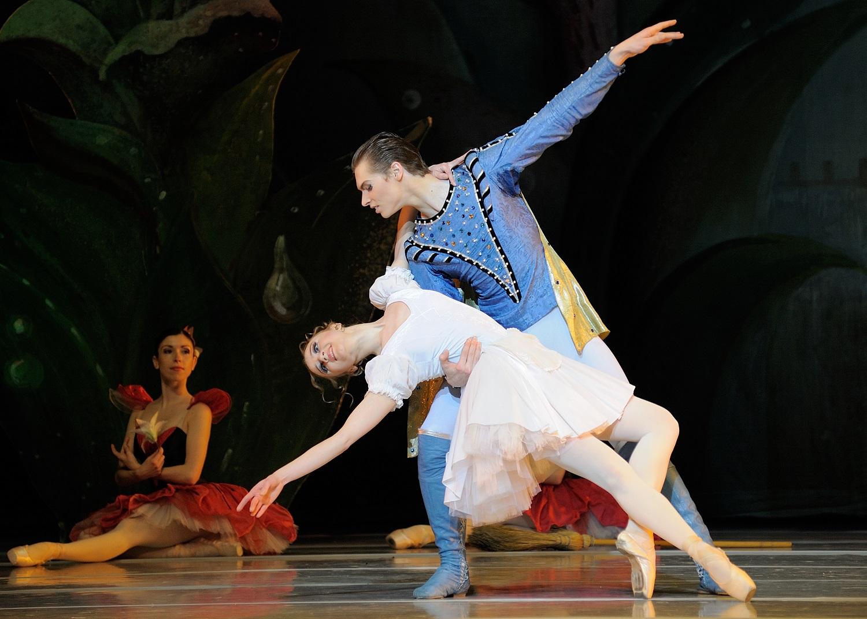 Baleto artisto Igno Armalio atsarginis planas – masažas
