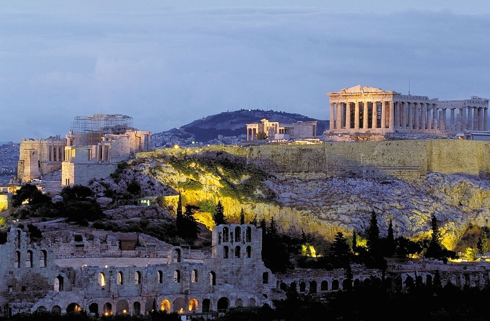 Skrydžio planas atostogoms: ką verta pamatyti Graikijoje?