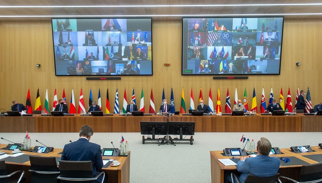 A. Anušauskas: NATO turi išlikti vieninga ir stiprinti atgrasymą bei gynybą
