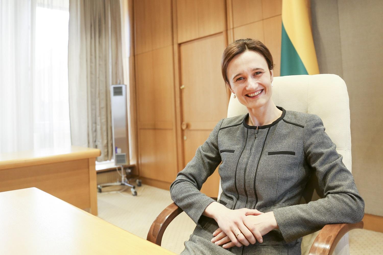 V. Čmilytė-Nielsen apie tiesioginius mero rinkimus: teks ieškoti kompromiso