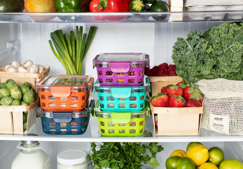 7 patarimai, kaip maistą išlaikyti šviežią ilgiau
