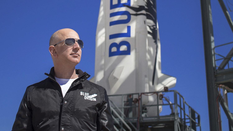 Vienas turtingiausių pasaulio žmonių skris į kosmosą