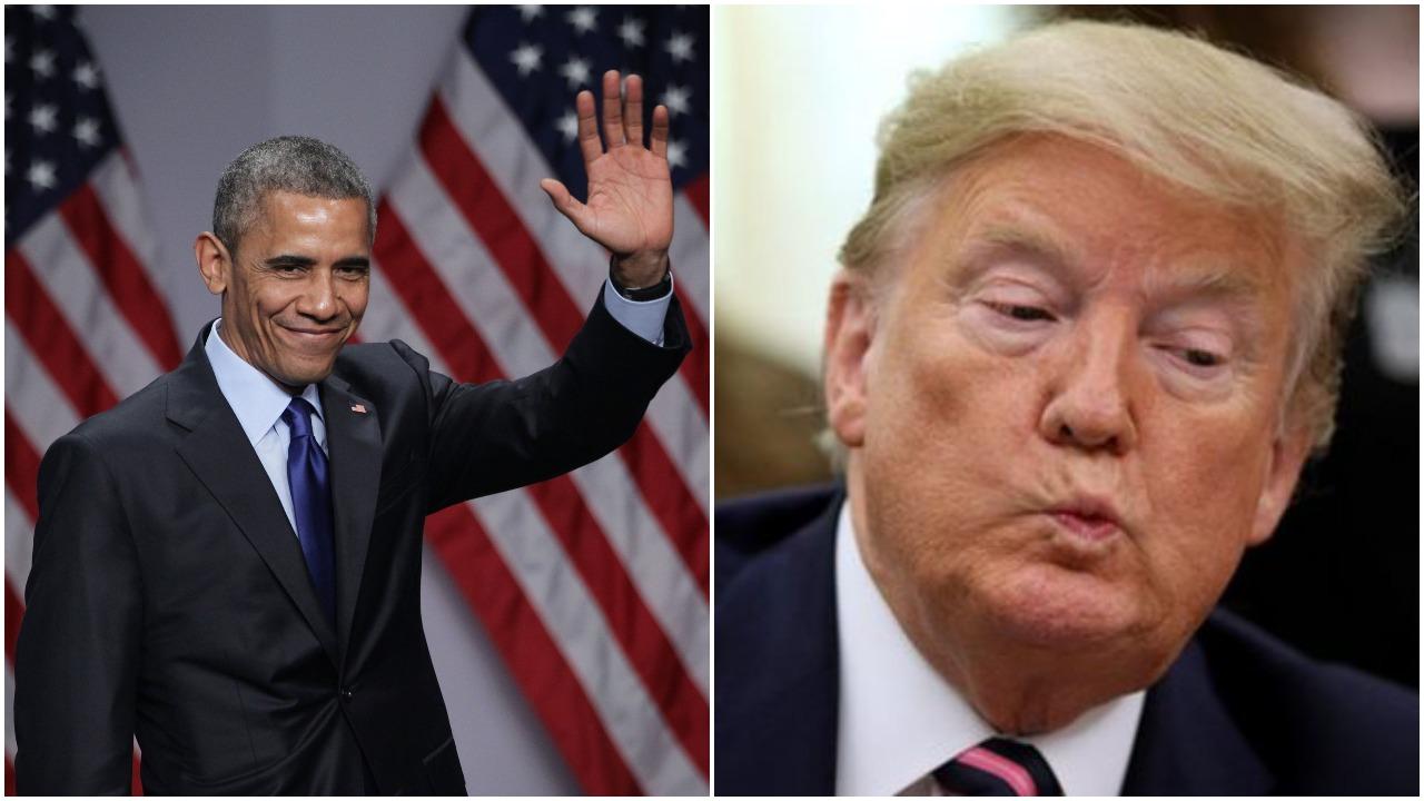B. Obama: respublikonų ištikimybė D. Trumpo melui dėl rinkimų klastojimo kelia grėsmę JAV demokratijai