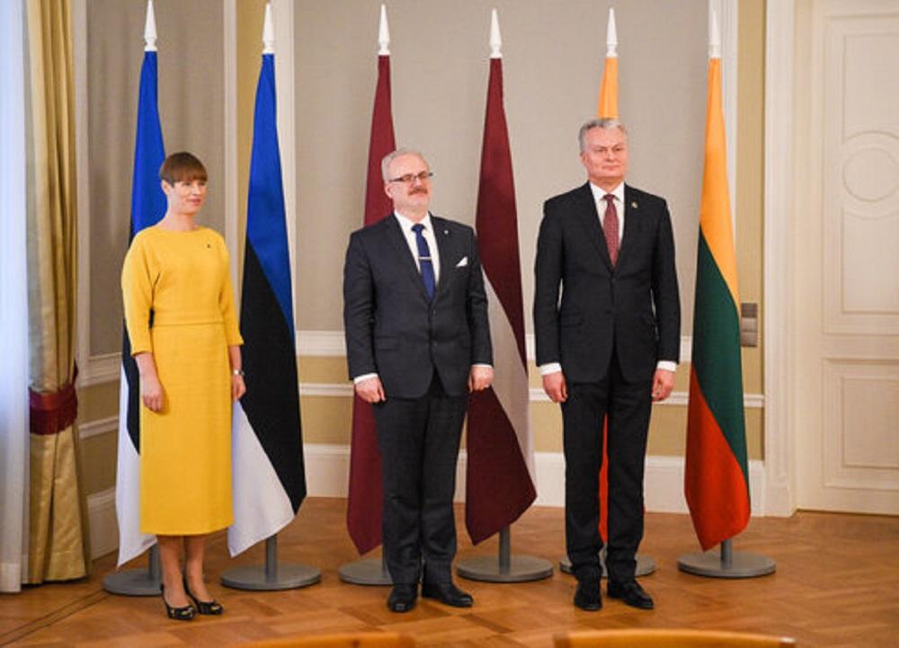 Lietuvos, Latvijos ir Estijos prezidentai ragina nepamiršti pasaulį sukrėtusių Sovietų Sąjungos organizuotų trėmimų