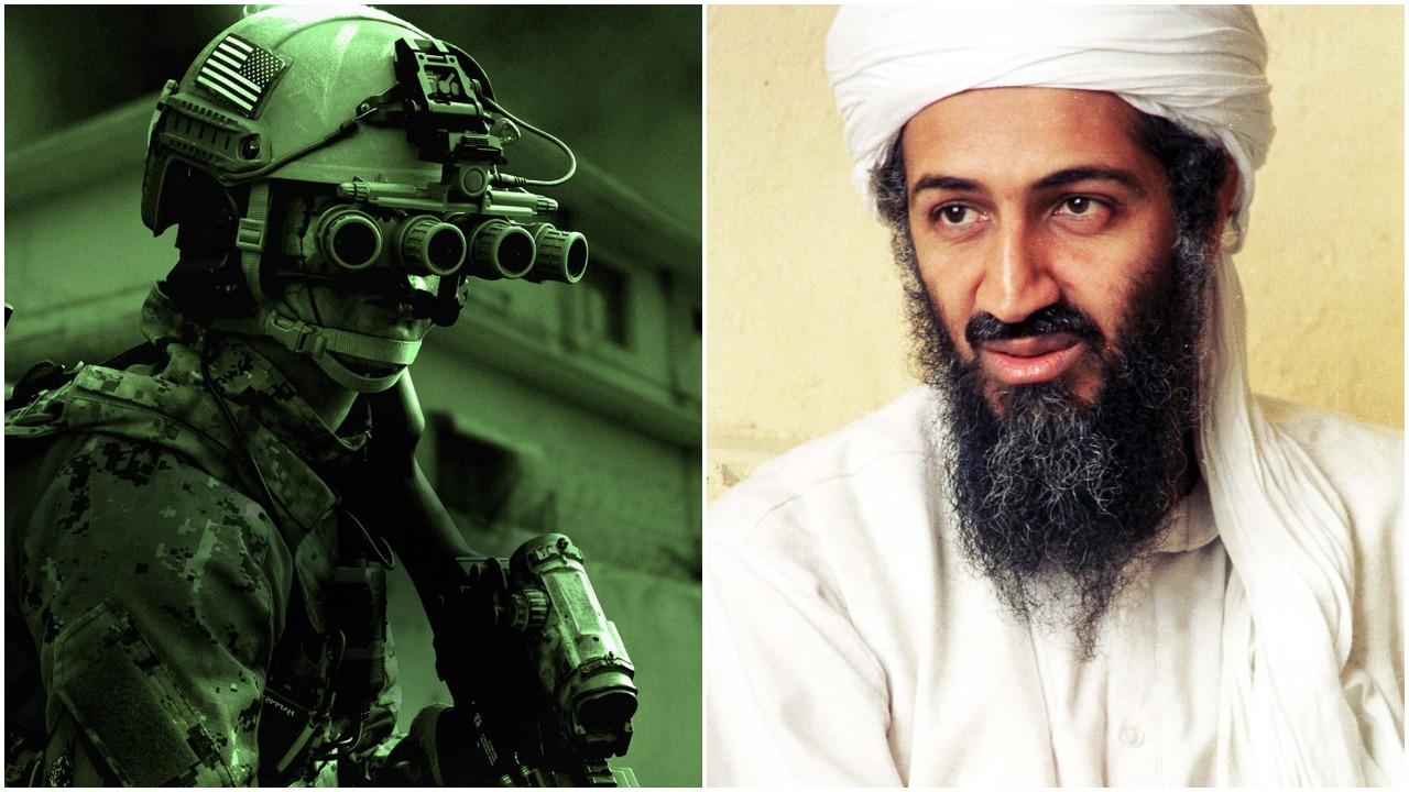 Osamos bin Ladeno medžioklė