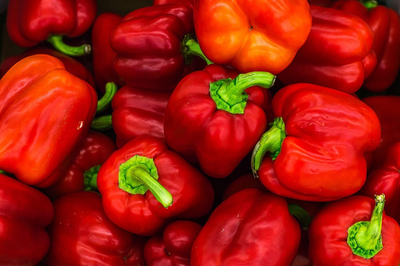Sorų kruopos – paprikoms tręšti