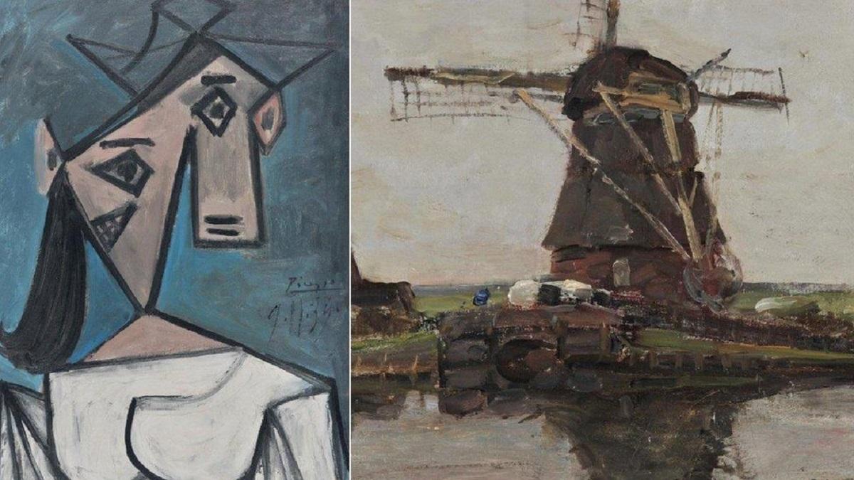 Graikijoje surastas 2012 metais pavogtas P. Picasso paveikslas