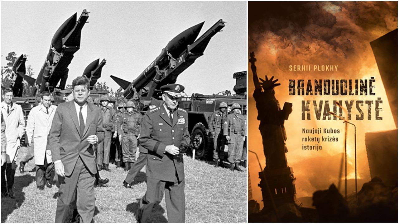 Branduolinė kvailystė: vienas dramatiškiausių Šaltojo karo epizodų – Karibuose