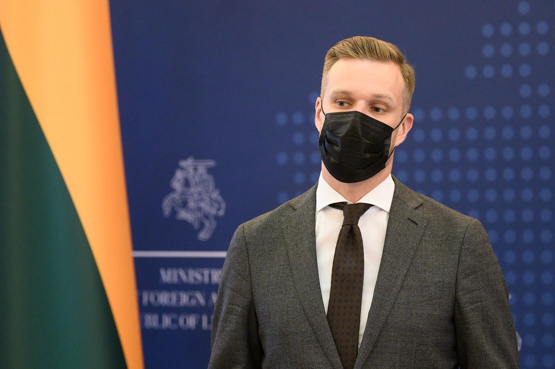 G. Landsbergis: ES turi turėti planą dėl galimų Rusijos provokacijų ES kaimynystėje