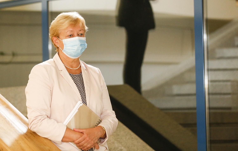 Epidemiologai: šiuo metu negali būti ignoruojami net menkiausi simptomai
