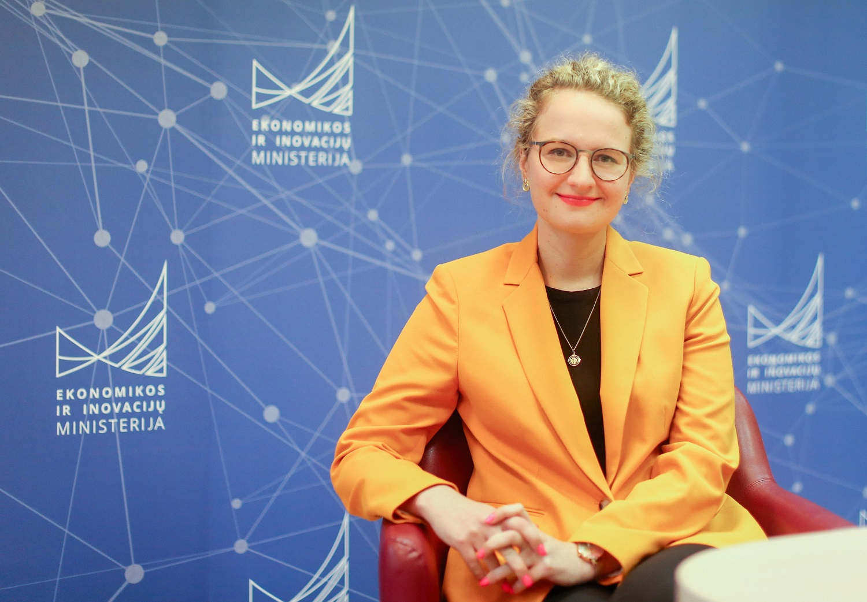A. Armonaitė: norime Lietuvoje matyti kuo daugiau užsienio talentų