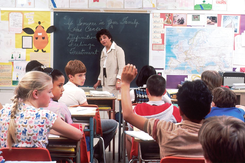 Svarstoma, kaip keisti mokinių pasiekimų vertinimo sistemą